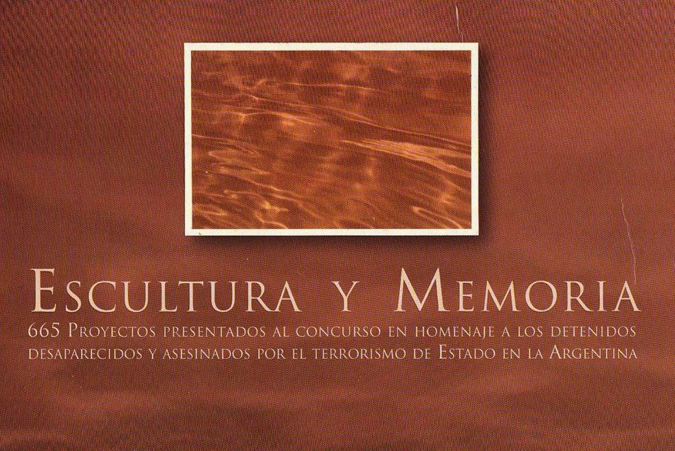 Escultura y Memoria Book