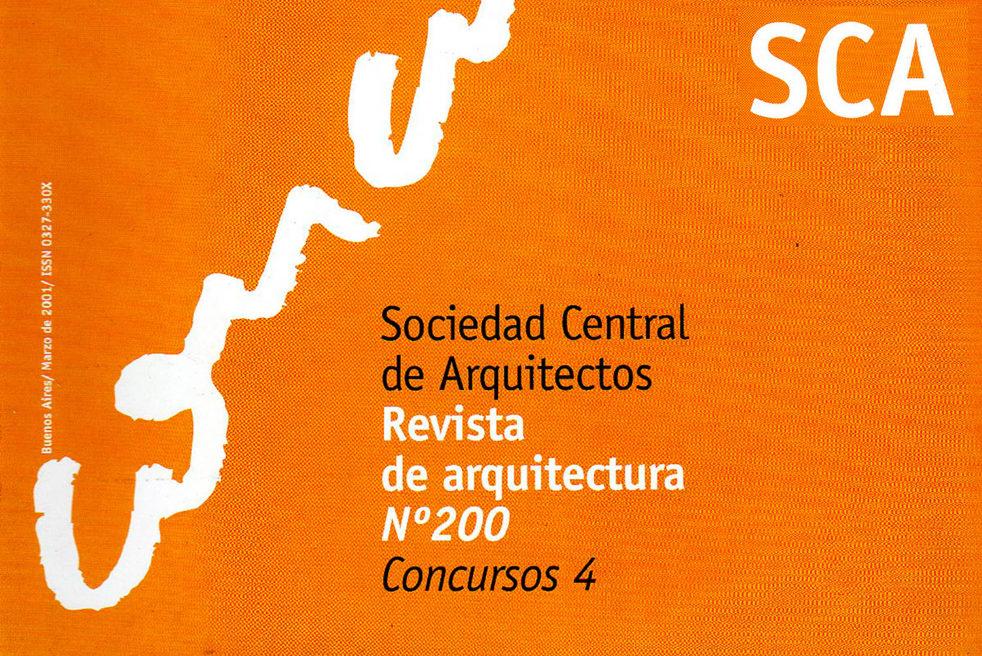 Revista SCA 2001