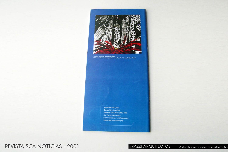 01-2001 REVISTA SCA NOTICIAS