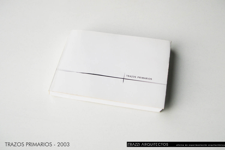 01-2003 LIBRO TRAZOS PRIMARIOS