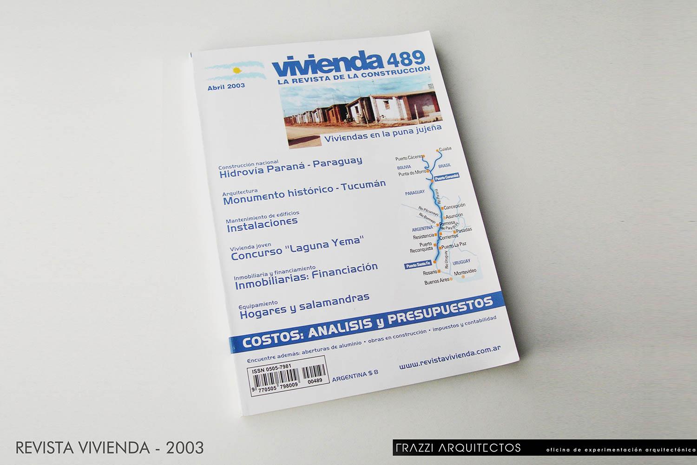 01-2003 VIVIENDA PSM