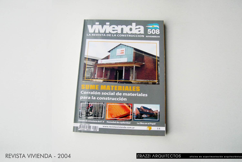 01-2004 REVISTA VIVIENDA