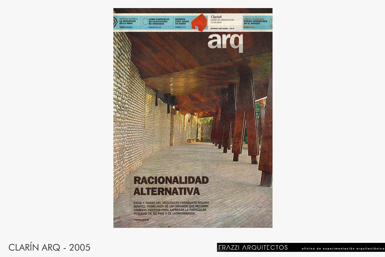 01-2005 CLARIN ARQ