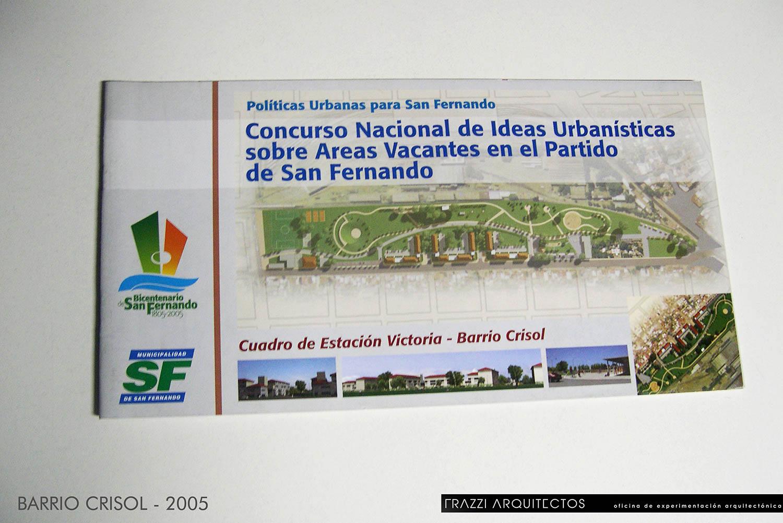 01-2005 CONCURSO CRISOL
