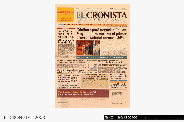 01-2008 EL CRONISTA