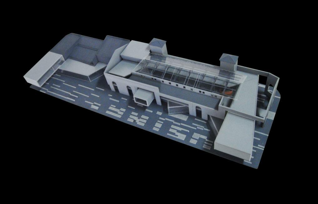 Centro Cultural Ex Usina Eléctrica