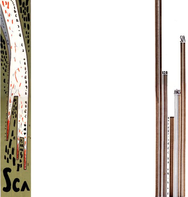 """Sociedad Central de Arquitectos – """"120 Años SCA"""""""