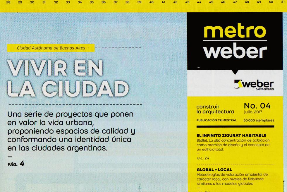 METRO WEBER MAGAZINE Nº4
