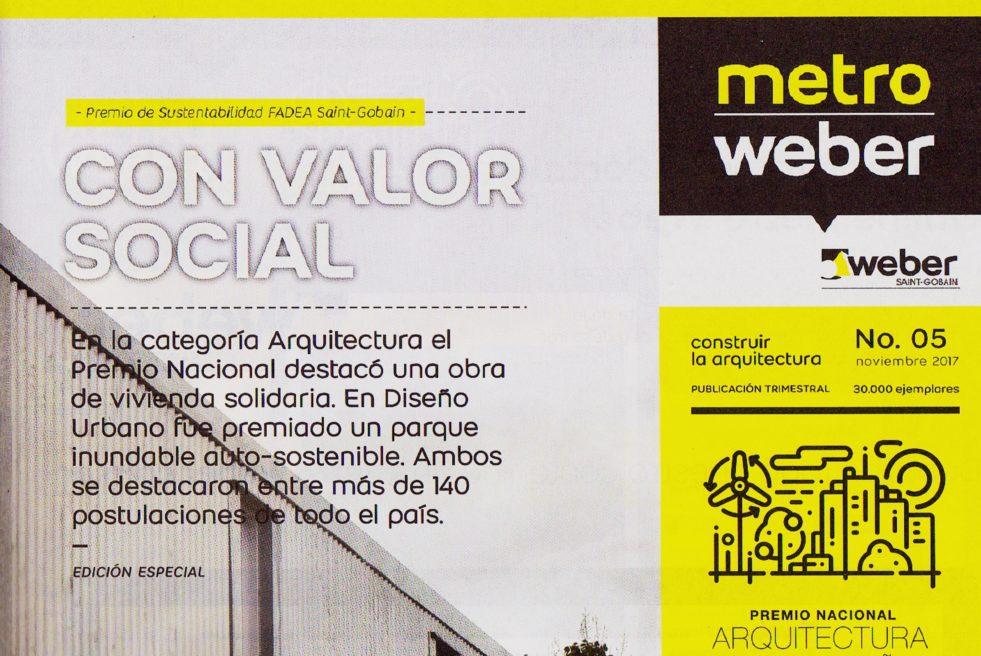 METRO WEBER MAGAZINE Nº5