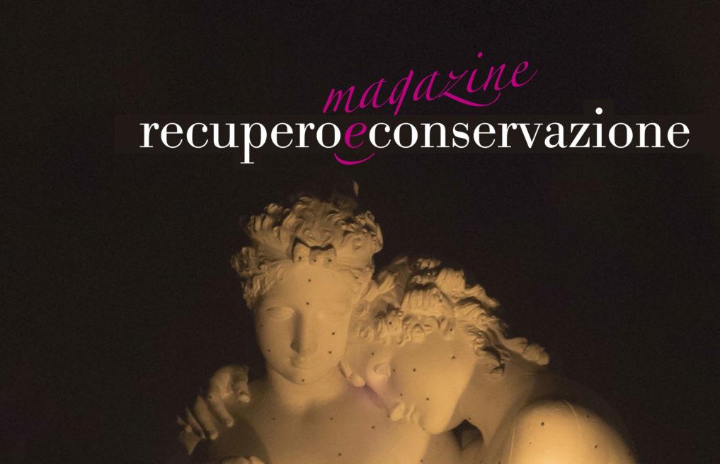 RECUPERO E CONSERVAZIONE MAGAZINE ITALIA