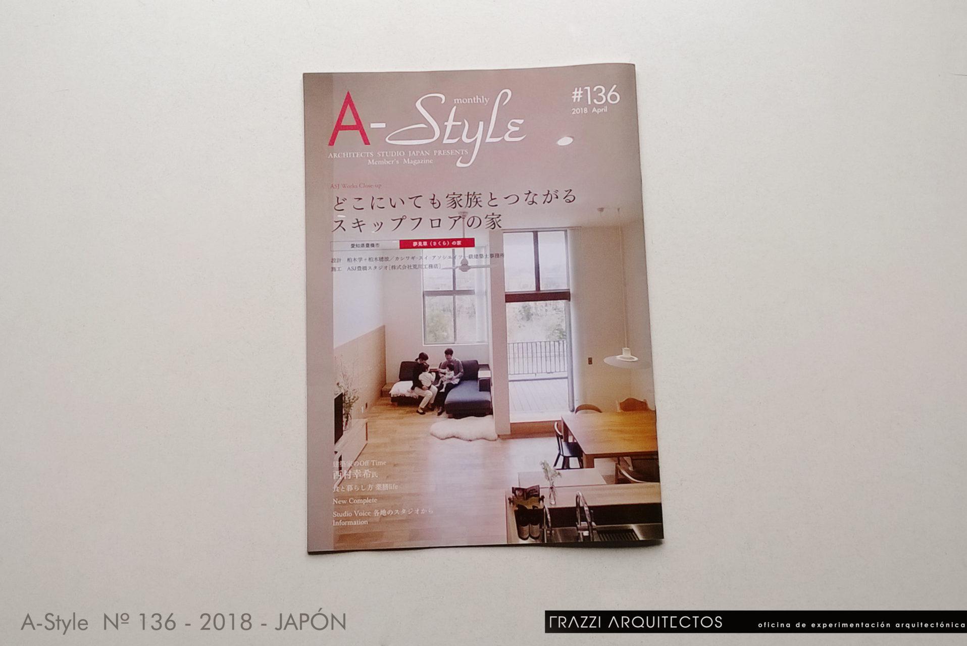 001 A-STYLE JAPÓN