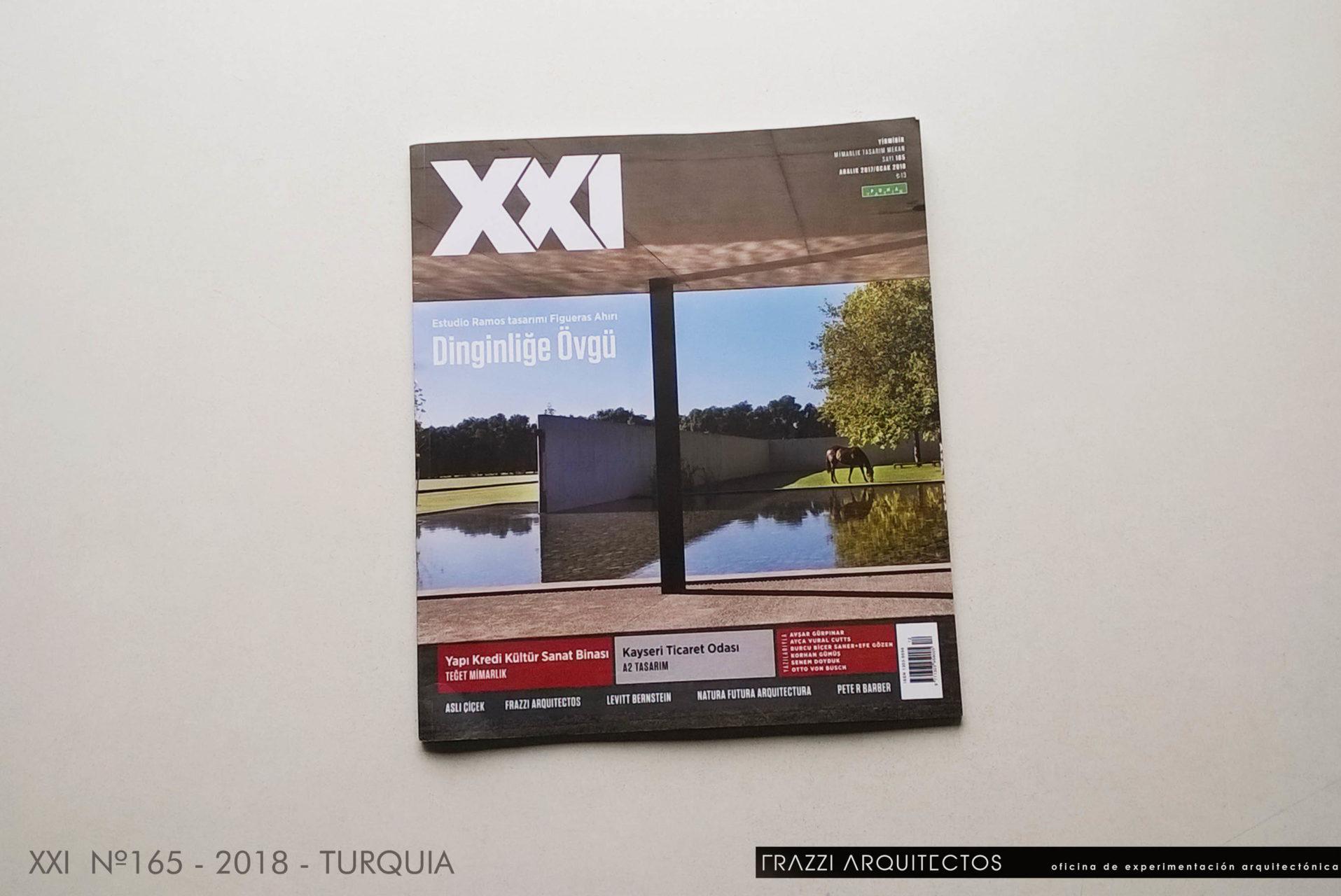 001 XXI TURQUIA