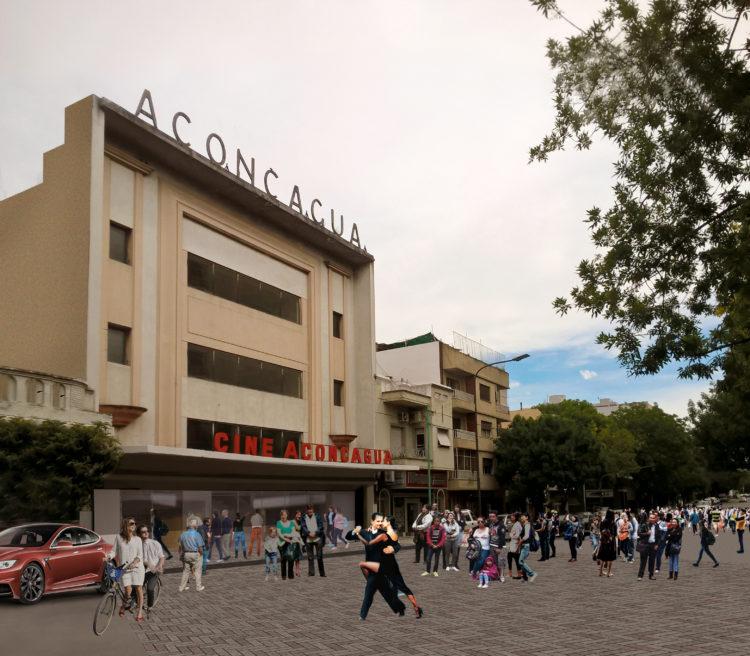 Cine Aconcagua