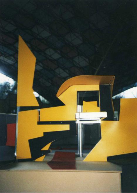 Objetos Arquitectónicos Utópicos para el Siglo XXI Competition