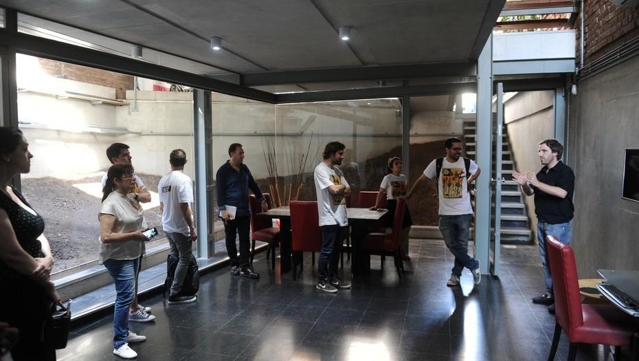OPEN HOUSE 2016- CASA MERCEDES