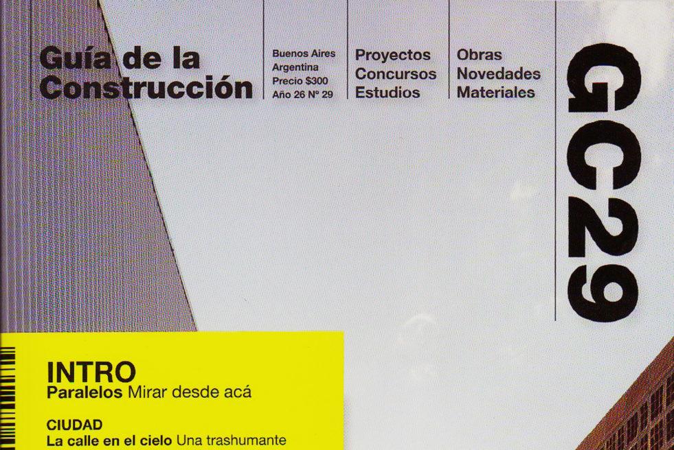 GUÍA DE LA CONSTRUCCIÓN Nº29
