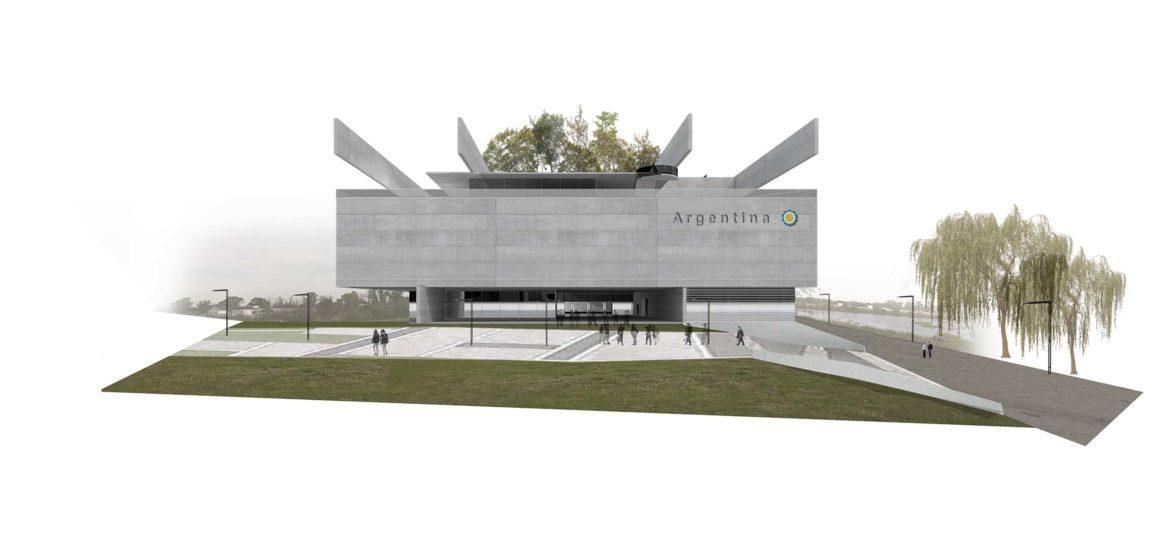 PABELLÓN ARGENTINO 2023